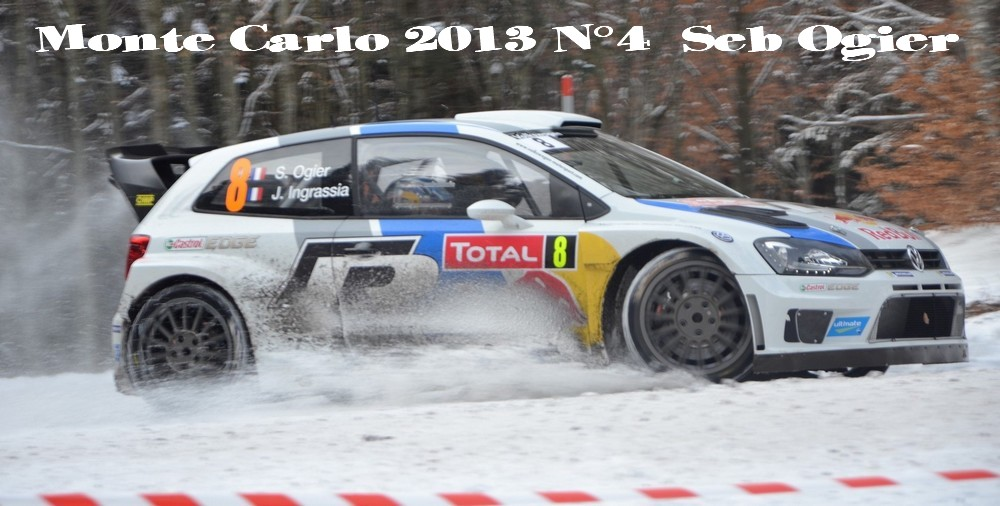 vidéo du Rallye de Monte Carlo 2013 en ligne.